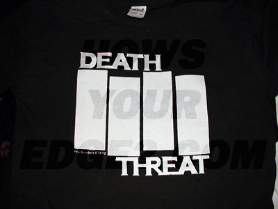 hardcore Death threat